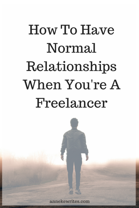 Prevent isolation as a freelancer by maintaining relationships with your friends and family. Here's how...